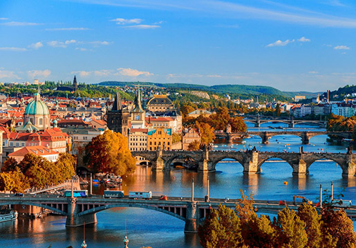 The Old Town and Charles Bridge Tour