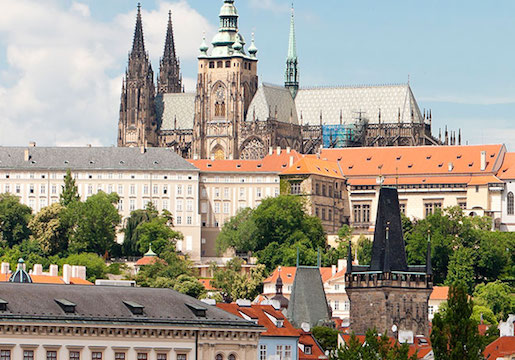 The Prague Castle and Little Quarter Tour